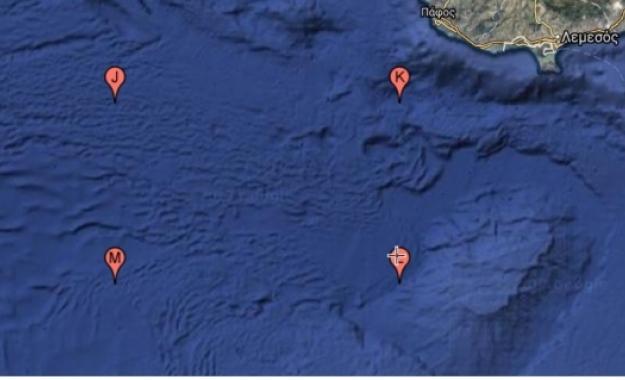 Διπλή τουρκική NAVTEX για την Κυπριακή ΑΟΖ
