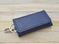 Gantungan Kunci Kulit Asli GK103, Aksesoris Kulit