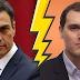 Albert Rivera no apoyará un Gobierno de Pedro Sánchez