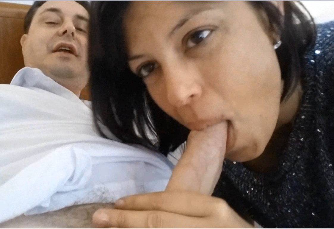 Asa blowjob 1 on 2 nasty