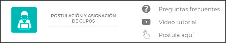 Postulaciones para las Universidades 2020 ecuador SNNA Senescyt