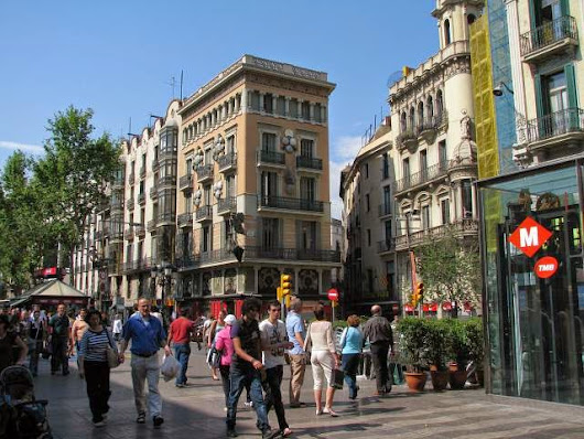 Barcelona: Protecting Yourself From Pickpockets
