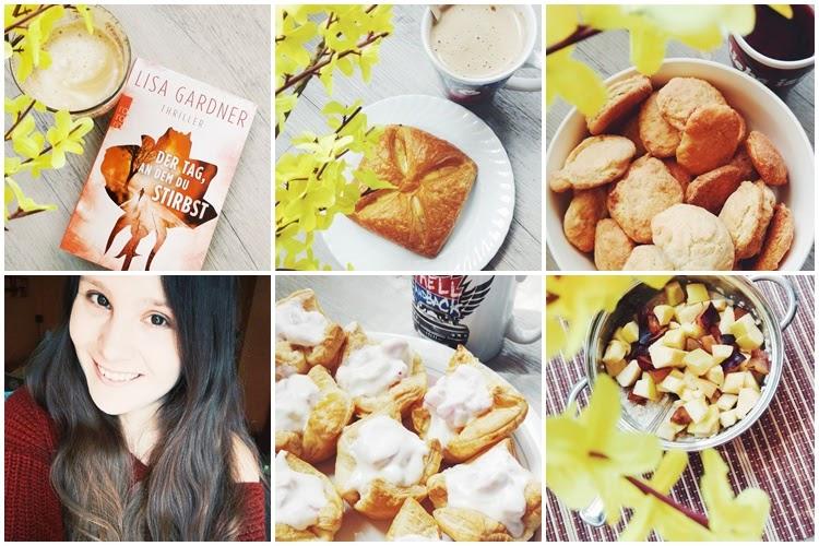 Monatsrückblick erlebt gesehen gebloggt, Monatsrückblick Instagram, instalove, Blogger Monatsrückblick