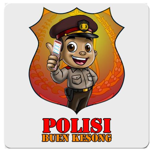 POLRES PASER - POLISI BUEN KESONG