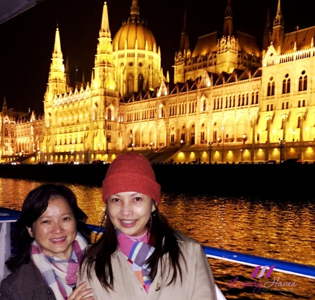 travel blogger explores budapest danube river cruise