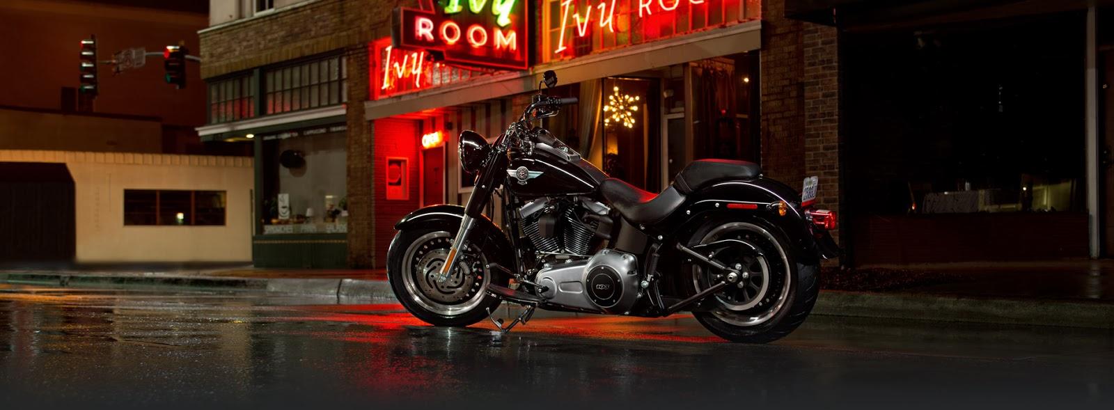 Bike & Cars HD Wallpapers: Harley Davidson Motorcycle Photos