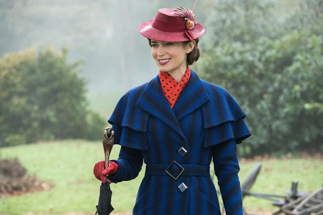 Blu-Ray Review | Mary Poppins Returns | 2018