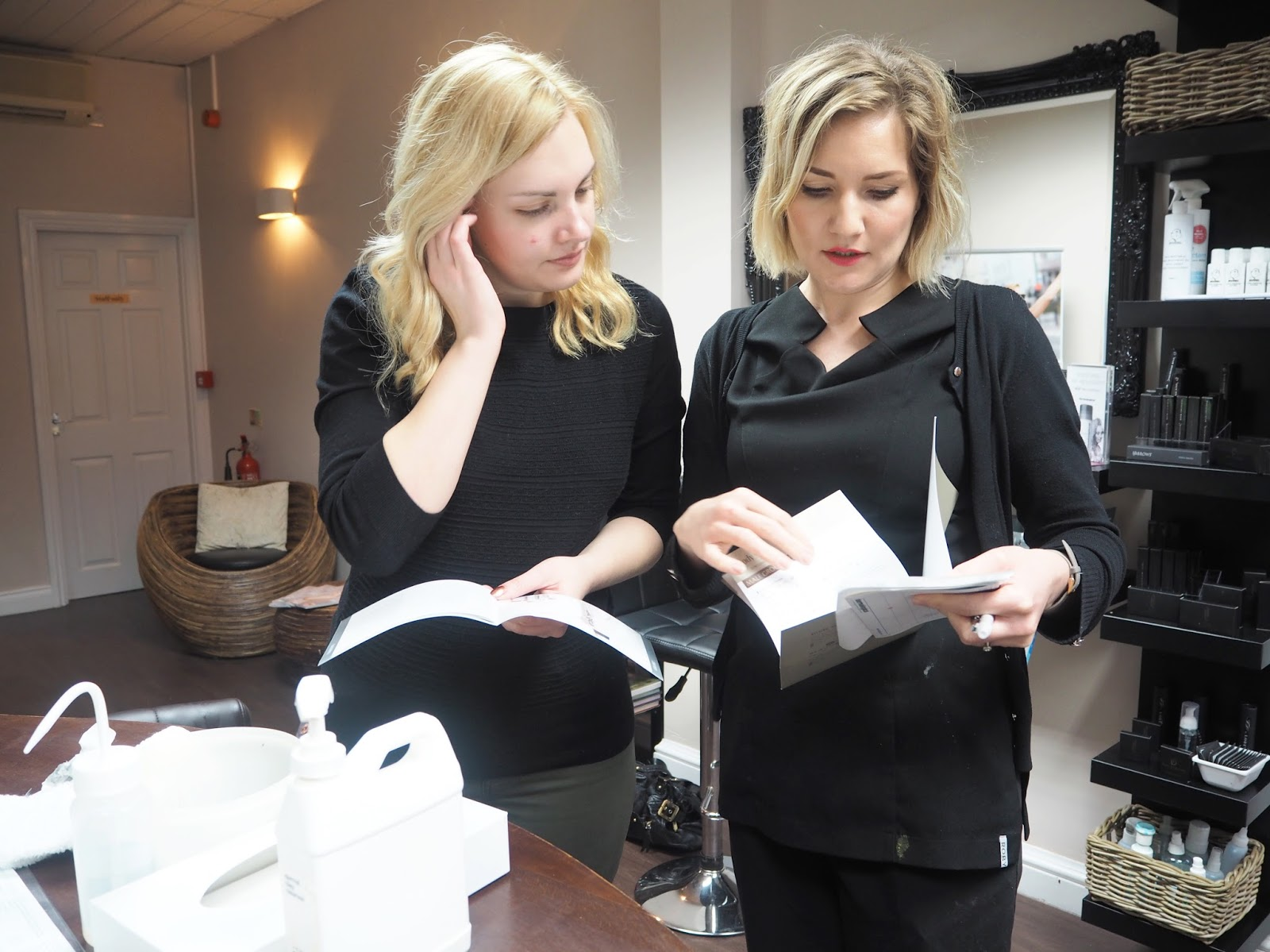 Dermalogica Face Mapping Skin Analysis, Beauty Blogger, UK Blogger, Skincare Review, Dermalogica Skincare Products