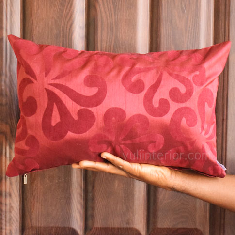 Buy Red Decorative Throw Pillow, Pillow Cover in Port Harcourt, Nigeria