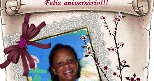 Feliz Aniversário 2018 Tia Lucia: Blog Da E.M. João De Deus: Feliz Aniversário, Tia Miriam