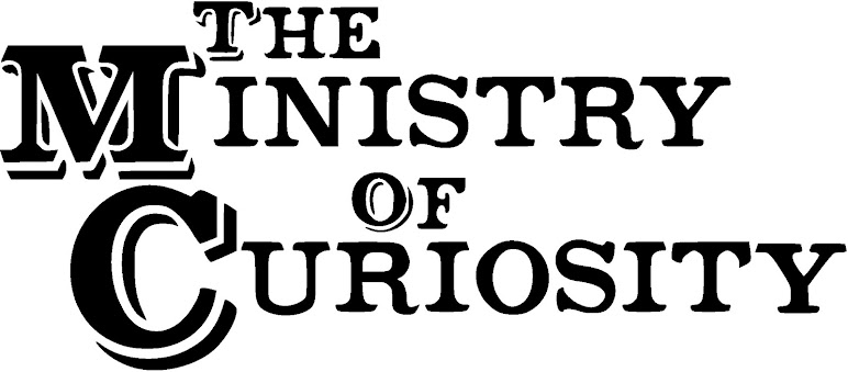 The Ministry of Curiosity: Guerilla Heritage Activist