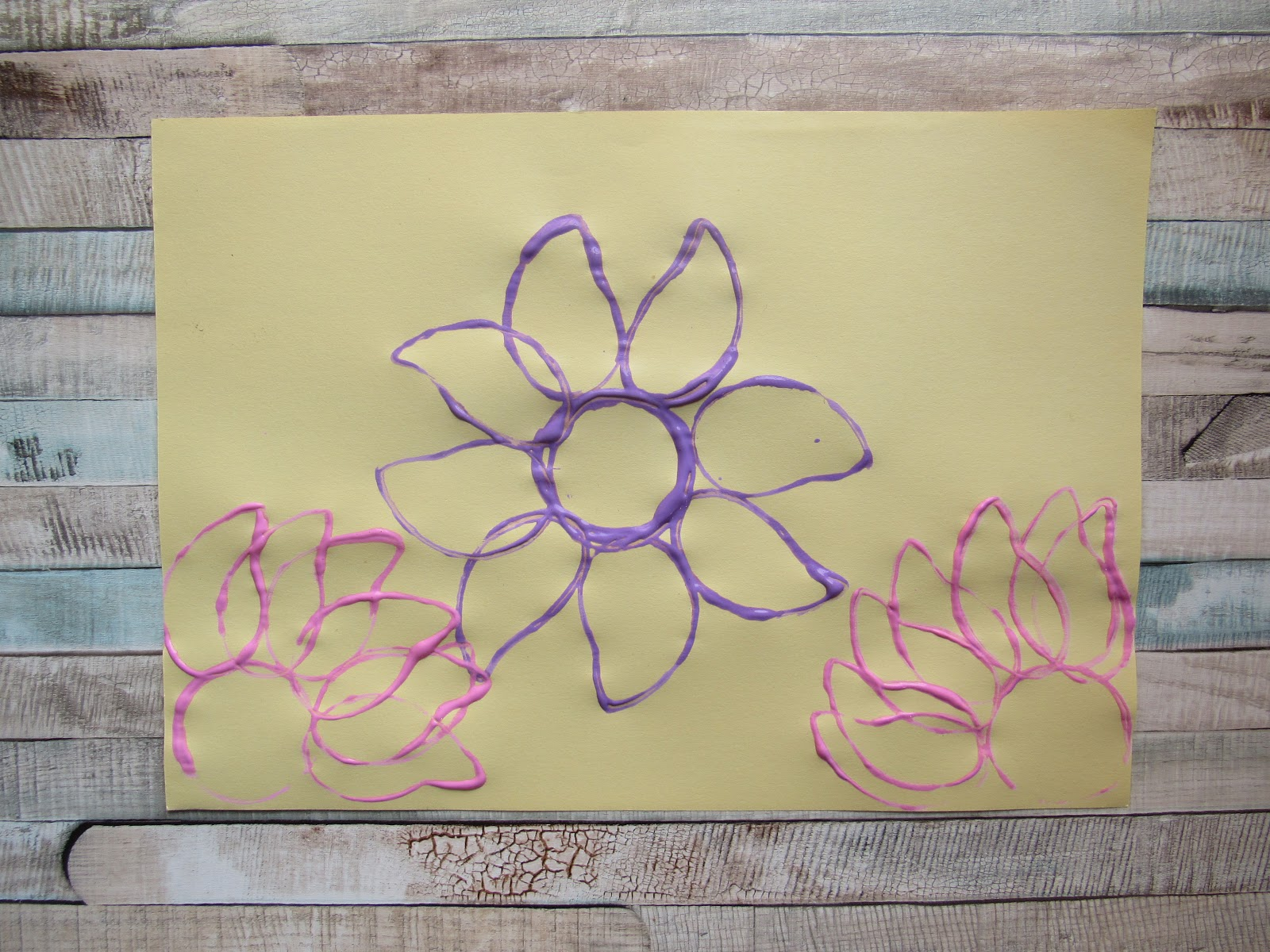 Blooming Fiction, Cupboard Makes | Flower Stamps