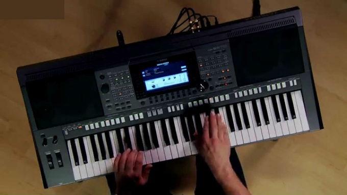 Đàn Organ Yamaha PSR S990