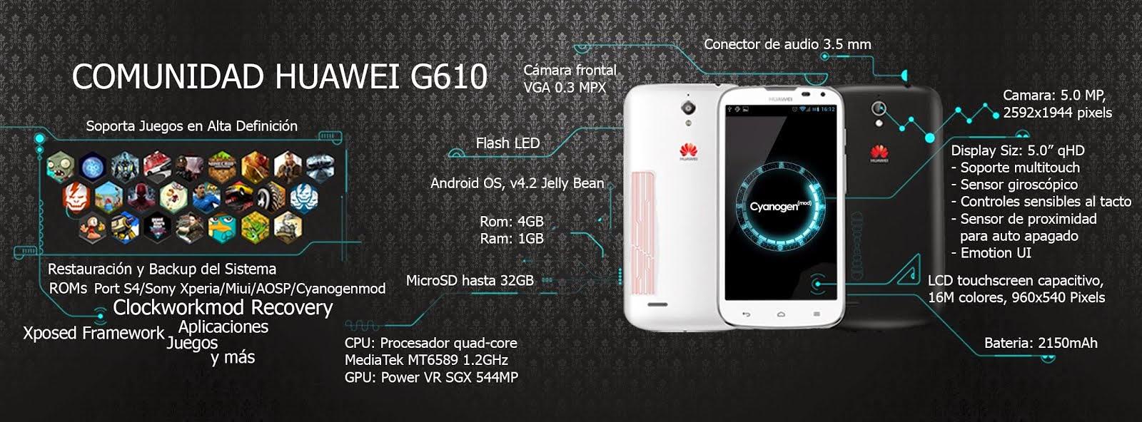 app huawei g610