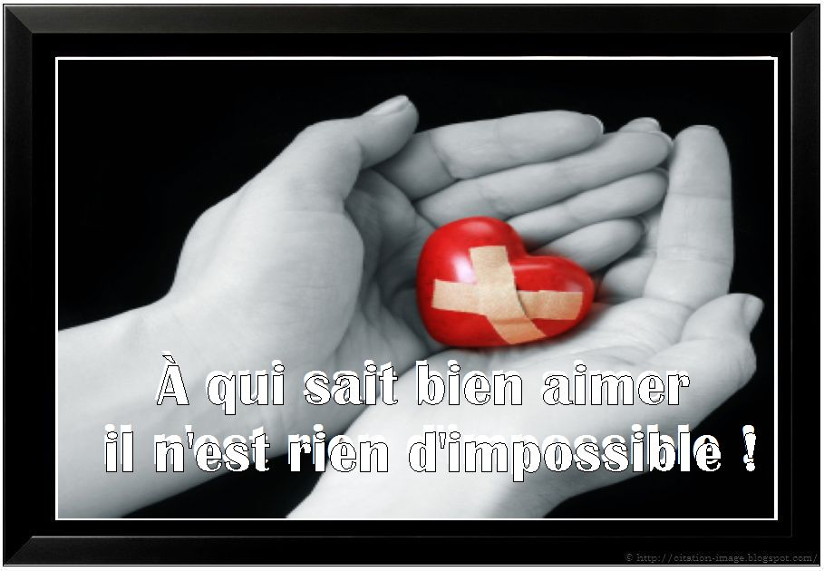 Citations D'Amours Impossible