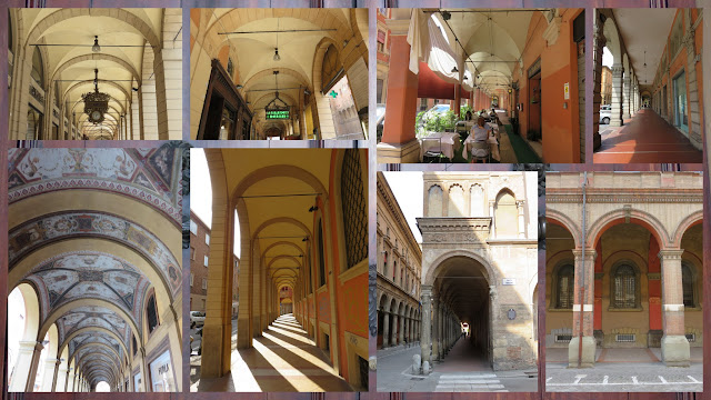 Weekend in Bologna - Porticos