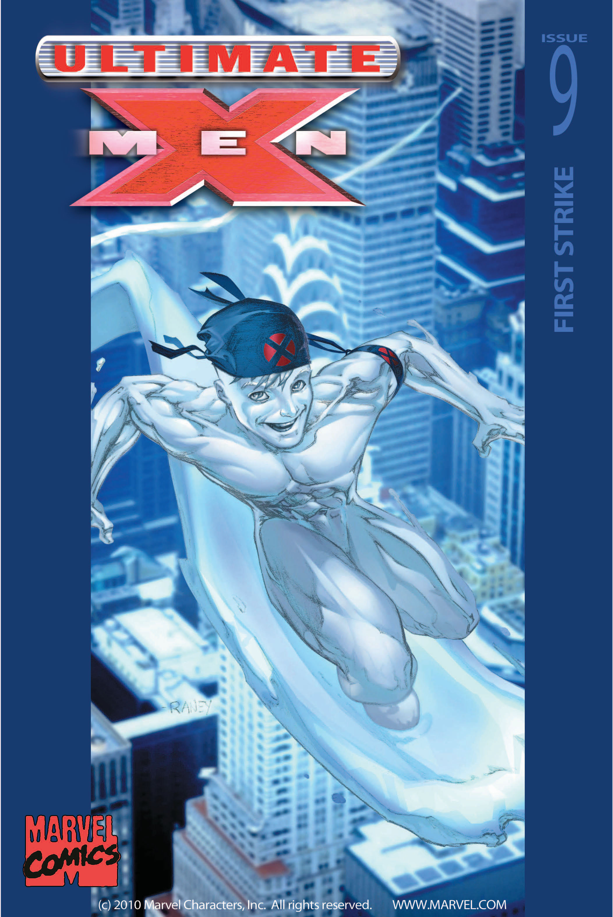 Read online Ultimate X-Men comic -  Issue #9 - 1