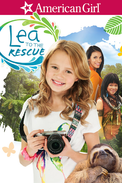 Lea to the Rescue (2016) ταινιες online seires oipeirates greek subs