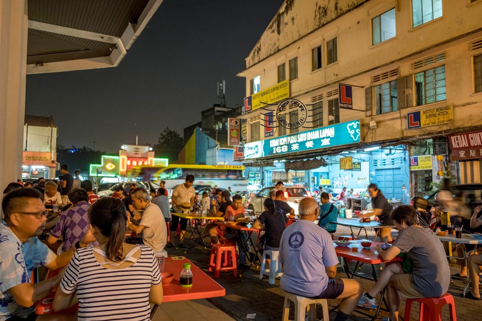 Claypot Chicken @ Kedai Kopi Satu Enam Lapan 168 茶餐室, Pudu, Kuala Lumpur