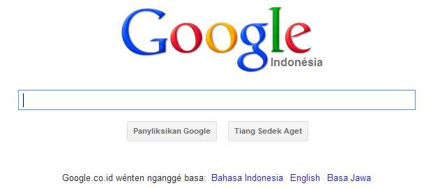 Google now supports the Balinese language
