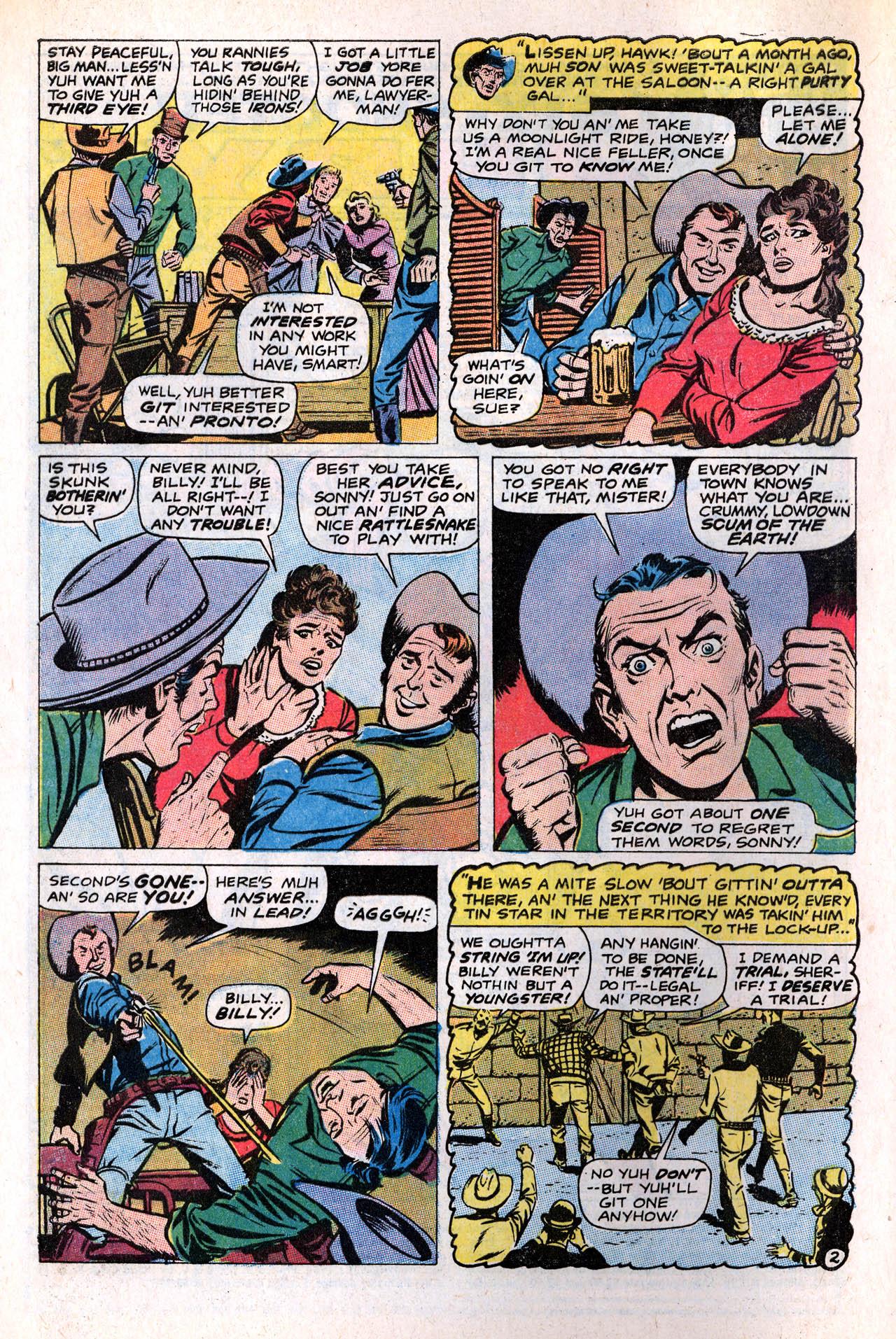 Read online Two-Gun Kid comic -  Issue #98 - 4