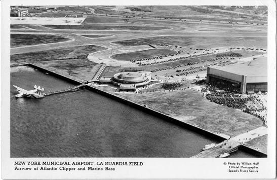October 15 1939 worldwartwo.filminspector.com LaGuardia Airport dedication