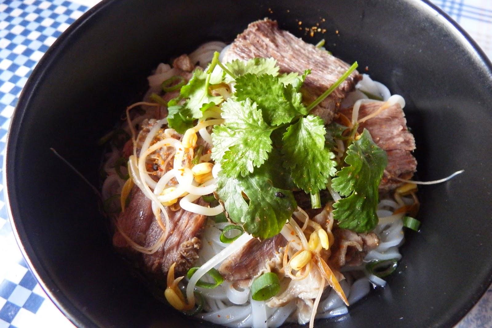 Pho Bo, Sup daging Vietnam