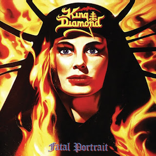 "Ο δίσκος των King Diamond ""Fatal Portrait"""