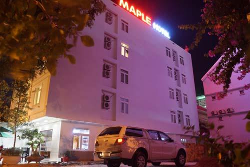Khách sạn Maple Đà Nẵng cho du khách