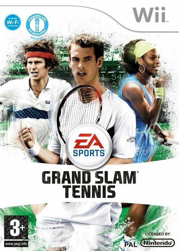 Grand Slam Tennis Wii free download full version