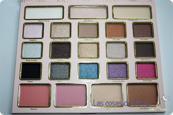 Le Grand Palais Palette Too Faced Paris