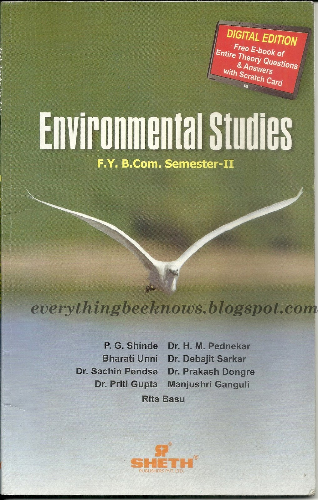 Books to Refer for Bcom Second Semester / Books Recommendation for