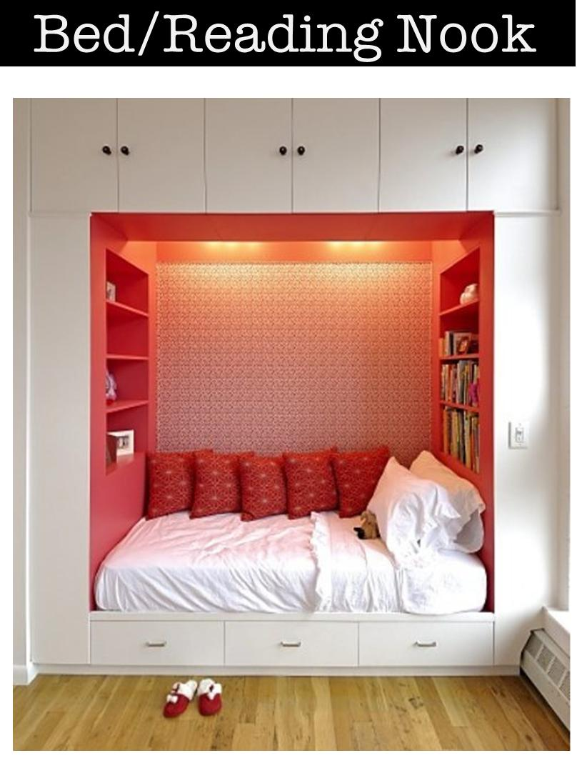 It S Written On The Wall Design Your Own Reading Nook For