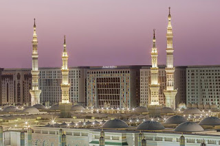 Dar Al Iman Intercontinental Hotel Madinah