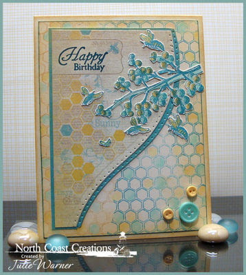 North Coast Creations, Floral Sentiments 2