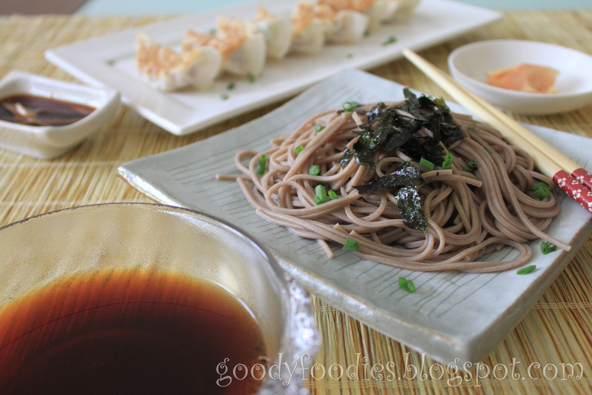 GoodyFoodies How to Make Your Own Soba Dipping Sauce