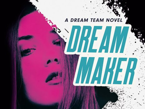 Book Review: Dream Maker (Dream Team #1) by Kristen Ashley