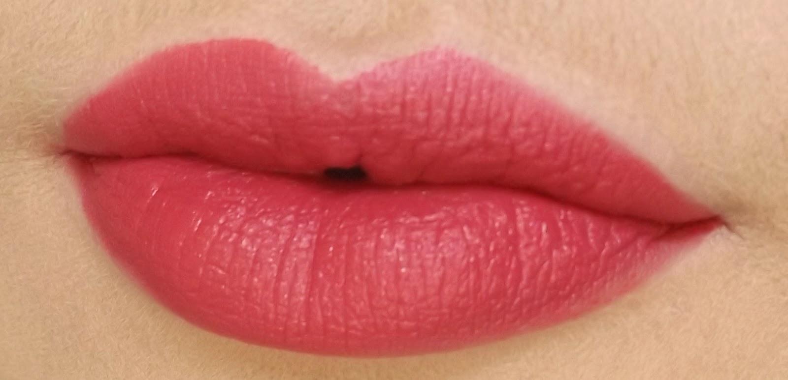 Favourite Five Pink Lipsticks | MAC Creme Cup, Saint ... |Light Pink Lipstick Mac
