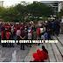 SUBHANALLAH..!! Allah Memperlihatkan Kebesaran-Nya Di Kuala Lumpur, Malaysia