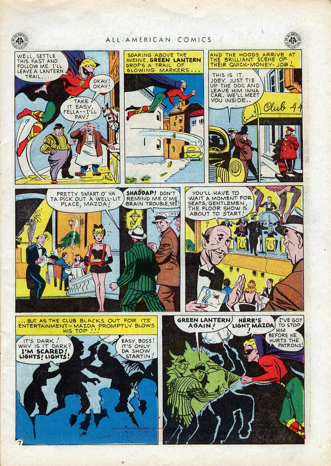 Read online All-American Comics (1939) comic -  Issue #64 - 10