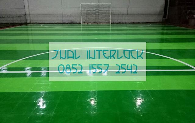 Jual Interlock Futsal Jakarta Murah