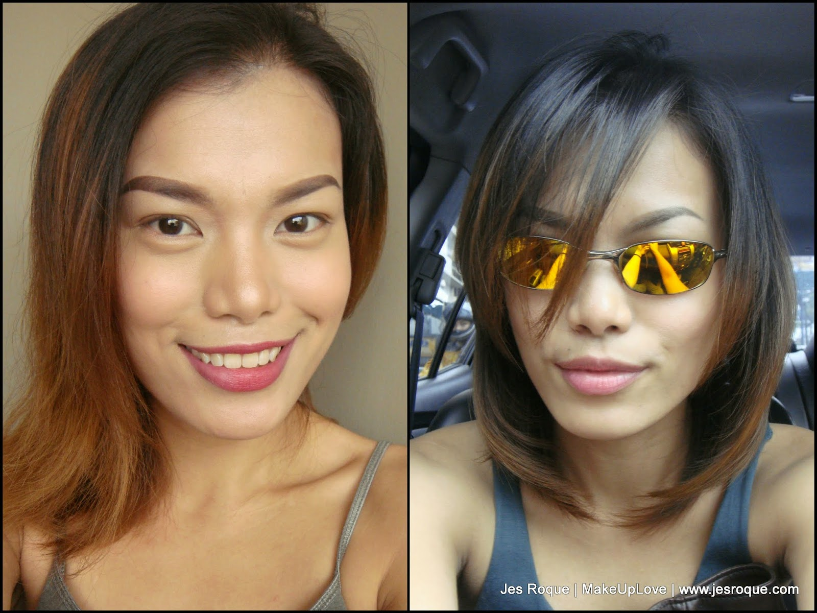 makeuplove   beauty, fashion and lifestyle: my hair got fixed at