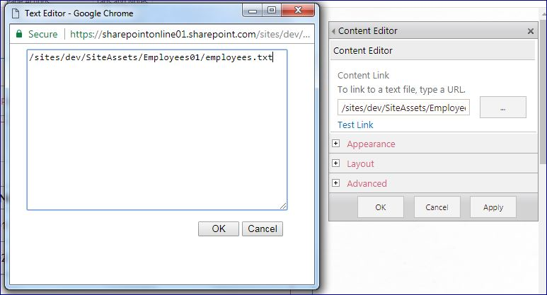 SharePoint: CRUD operation in SharePoint Online using REST