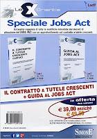 Il contratto a tutele crescenti (CATUC) + Guida al jobs act