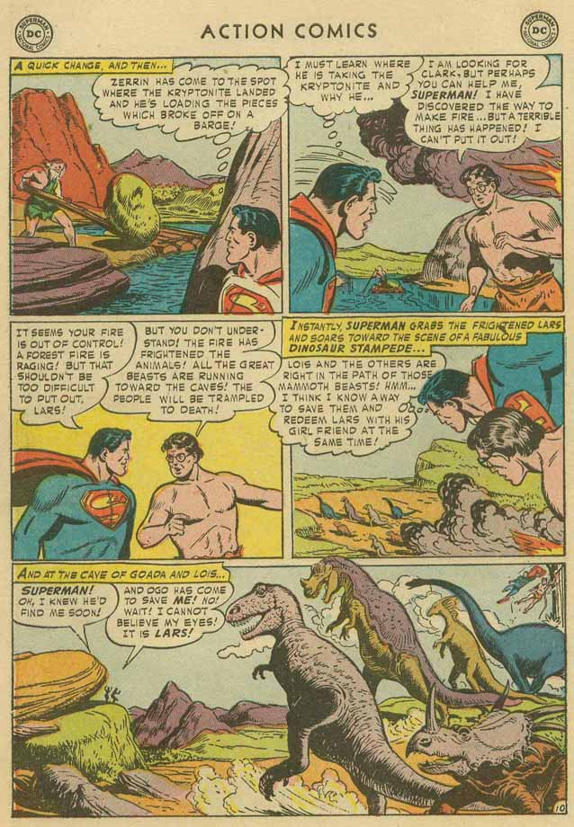 Read online Action Comics (1938) comic -  Issue #169 - 13