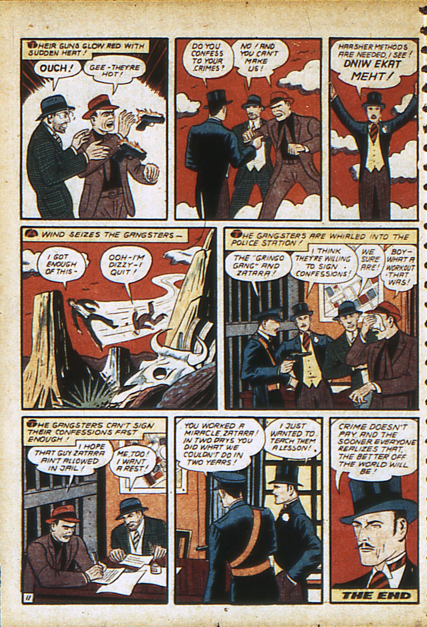 Read online Action Comics (1938) comic -  Issue #28 - 67