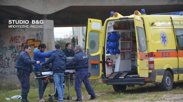 Θανάσιμο τροχαίο δυστύχημα στην παλαιά Εθνική Κορίνθου -  Επιδαύρου