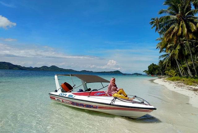 pulau balak pesawaran