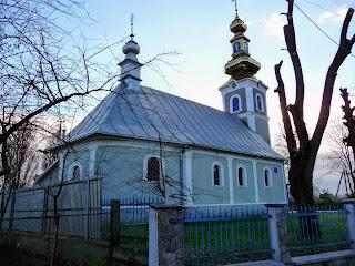 Чинадиево. Свято-Николаевская церковь. XV в.