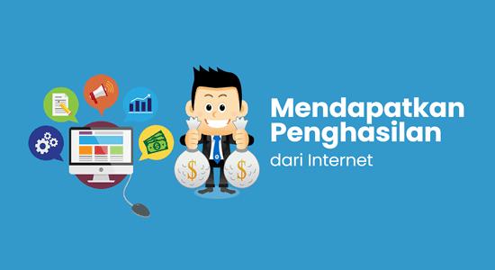 7 Cara Mendapatkan Uang dari Internet untuk Pemula